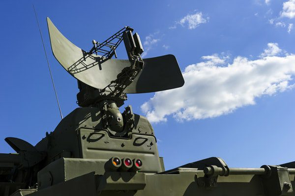 Air defense radar