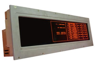 Old LCD Display Levison Enterprises