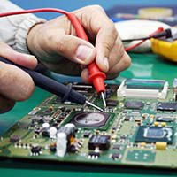 Quality assurance of printed circuit board